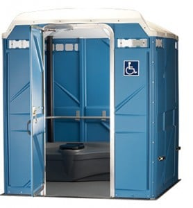 wheelchair accessible portable restroom oklahoma city
